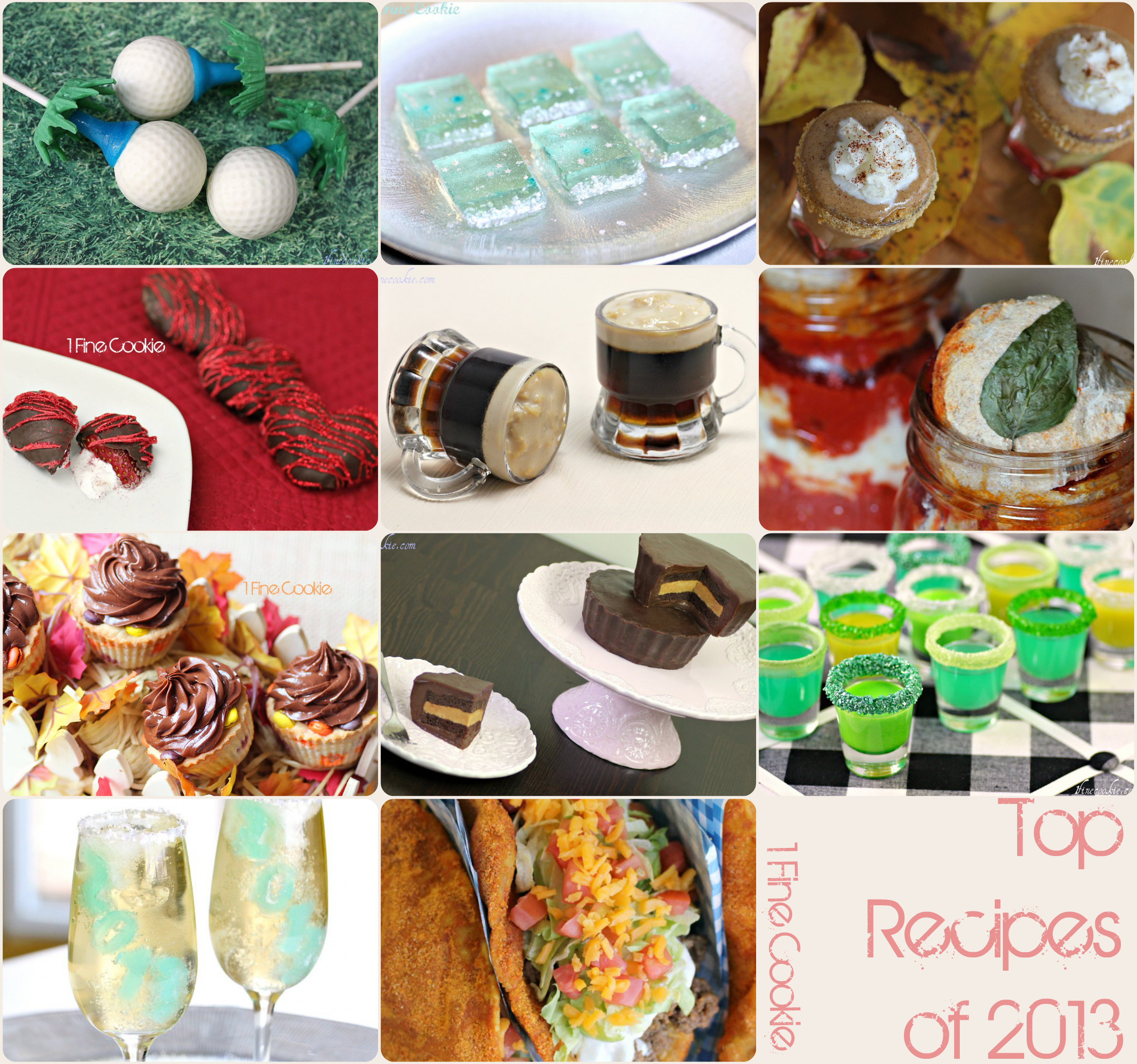 Most Popular Recipes Of 2013 1 Fine Cookie