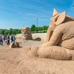 """1foto.lv-Kaspars-Veidemanis-14011-of-044 11. Starptautiskais Smilšu skulptūru festivāls Jelgavā """"Summer Signs"""""""