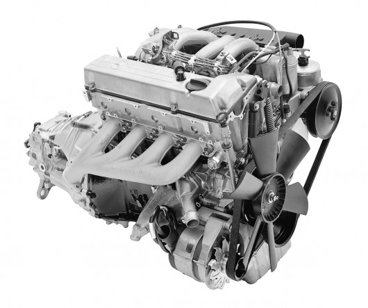 The most reliable engine for passenger cars  The most reliable