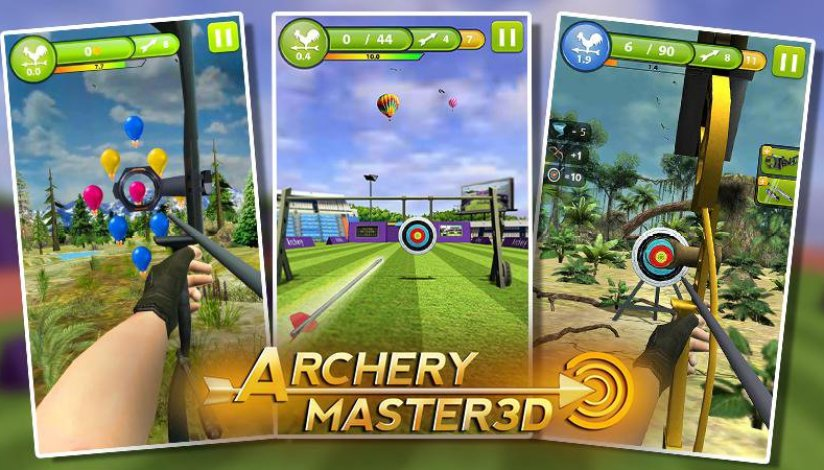 Download Archery Master 3D Mod Apk-Get Unlimited[Patch/Hacks]