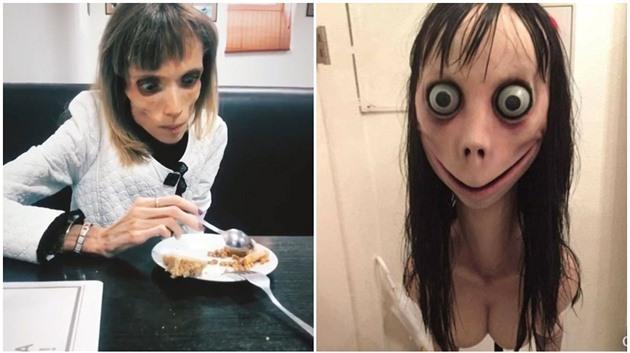Ruská anorektička Kristina má pouhých 17 kilo. A nápadně se podobá postavě...