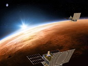 CubeSaty Polo, které vyletěly do vesmíru společně se sondou InSight.
