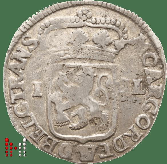 Gulden Overijssel 1702