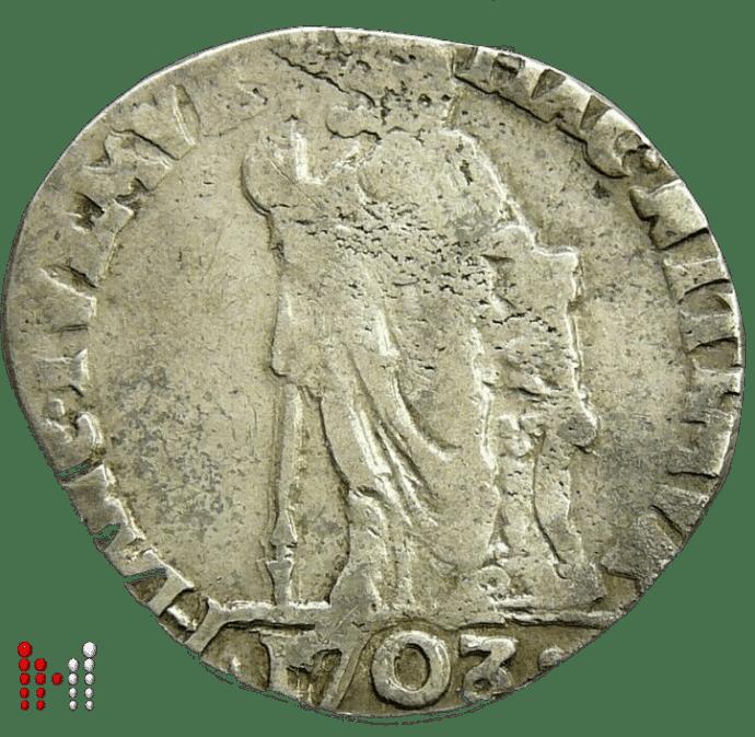 Gulden West Friesland 1703