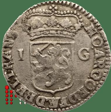 Gulden Overijssel 1718