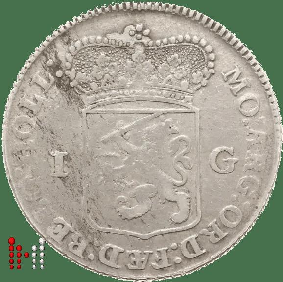Gulden 1765 Holland
