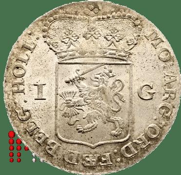 Gulden 1790 Holland