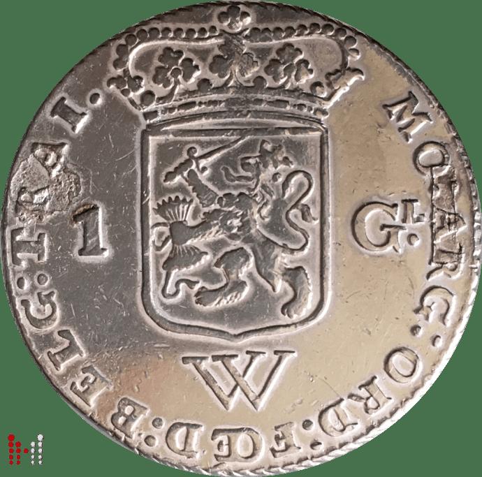 1794 WIC Gulden