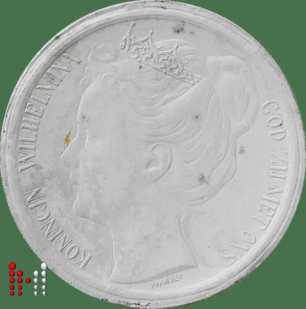 Proefontwerp gulden 1898