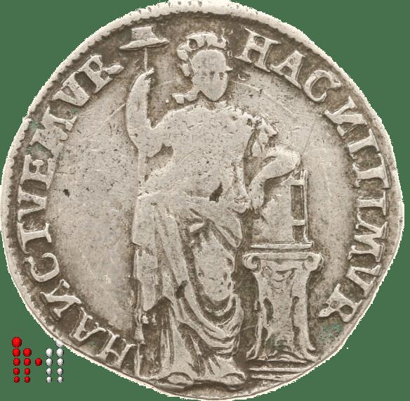 Gulden Deventer 1687