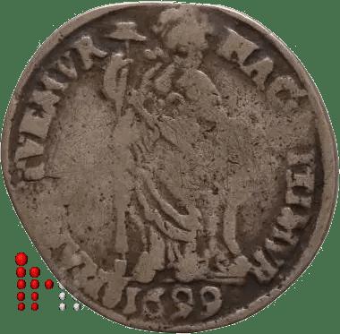 Gulden West Friesland 1699