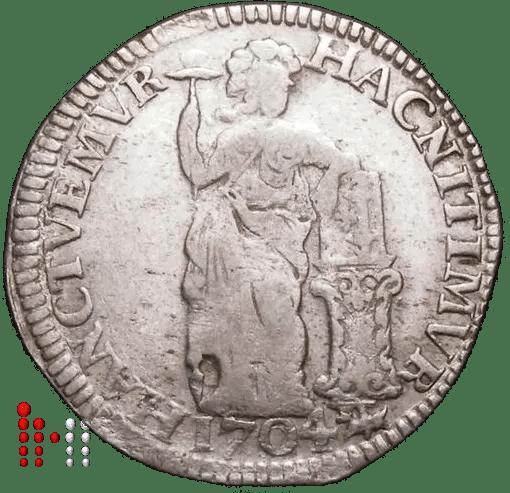 Gulden gelderland 1704