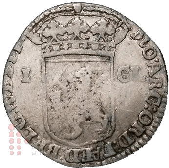 gulden west friesland 1705