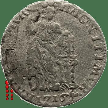 Gulden Gelderland VALS 1716