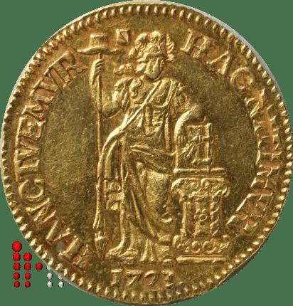 Gulden Utrecht 1723