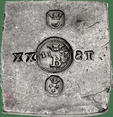 1577 Gulden Breda 20 Stuivers