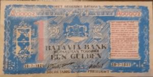 Ontwerp Gulden 1921