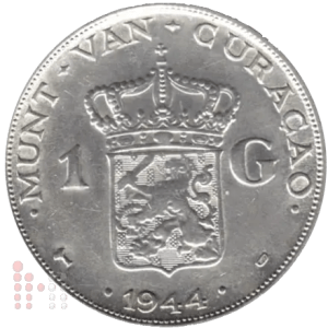 1944 gulden curacao