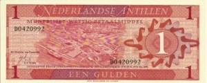 1970 Gulden Curacao