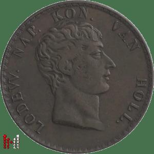 1808 gulden brons