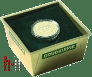 1999 ERU gulden Goud