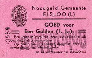 1940 Gulden Elsloo