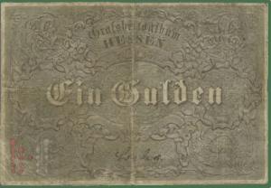 1848 Gulden Hessen