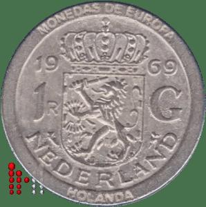 penning 1969 gulden