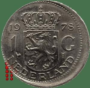 1978 gulden misslag