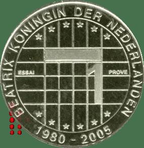 2005 gulden proof