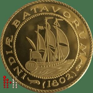 1802 replica goud