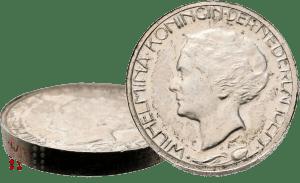 1928 proef op kwartje formaat