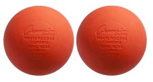 self myofascial release - lacrosse ball trigger point tool