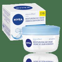 Product of the day: Nivea Aqua Effect Moisturizing Day Cream SPF 15