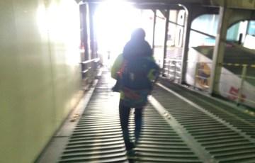 日本縦断の旅6日目鹿児島に上陸
