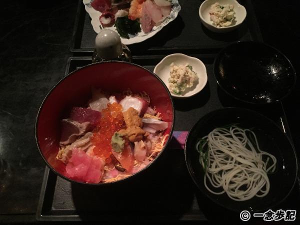 明己悟の海鮮丼