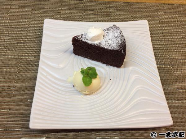 鯖江のイタリアン「タベルナ・ソリッゾ(TAVERNA SoRRiSo)」ケーキ