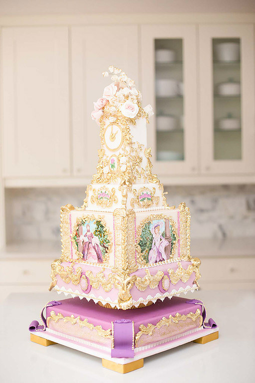 Best Wedding Cakes in Montreal   ElegantWedding ca Search for more cakes on The Wedding Channel