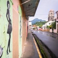quand le temps s'arrête à Saint-Pierre, en Martinique