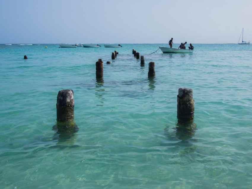 guadeloupe, plage, retour d'inspiration