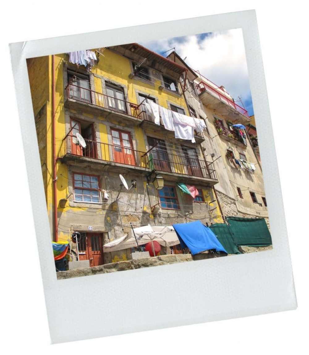 façade porto portugal