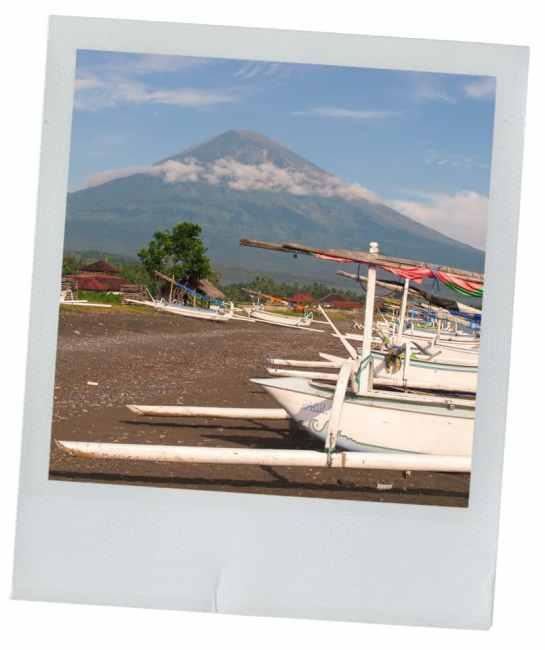 bali, indonésie, photographie, paysage, volcan agung