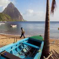 escapade à Sainte Lucie  #1