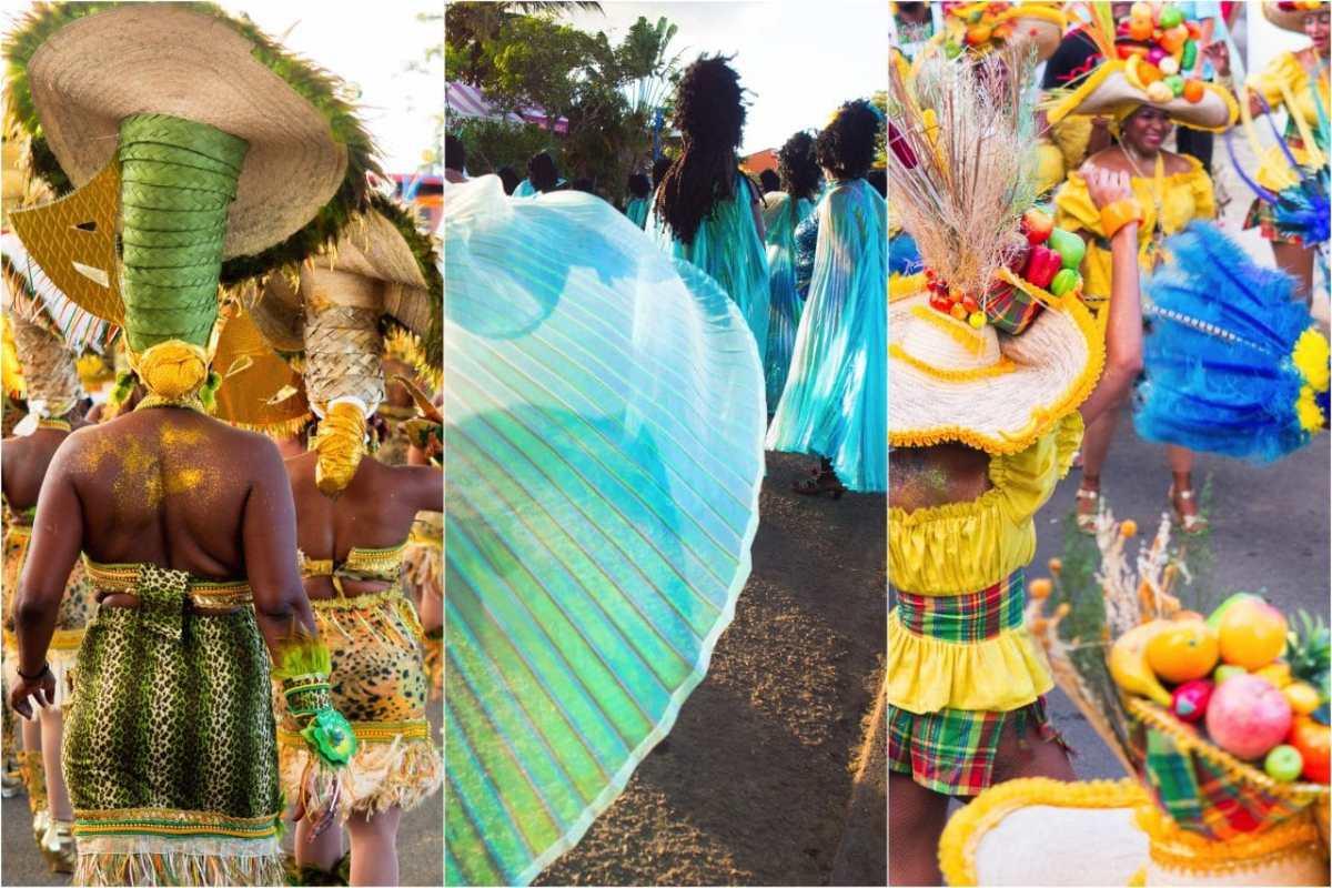 zoom sur le carnaval Lima'ss