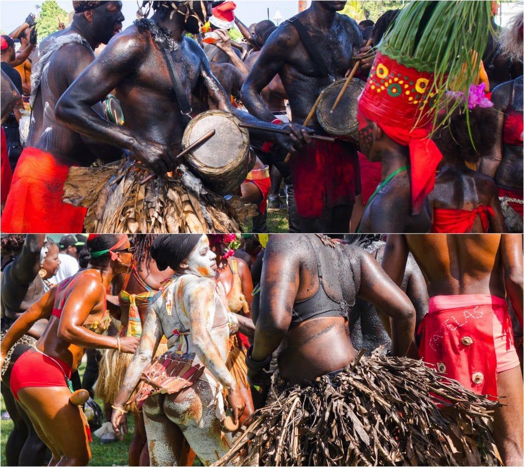 roukou, goudwon, gwo siwo et autres surprises de carnaval ...