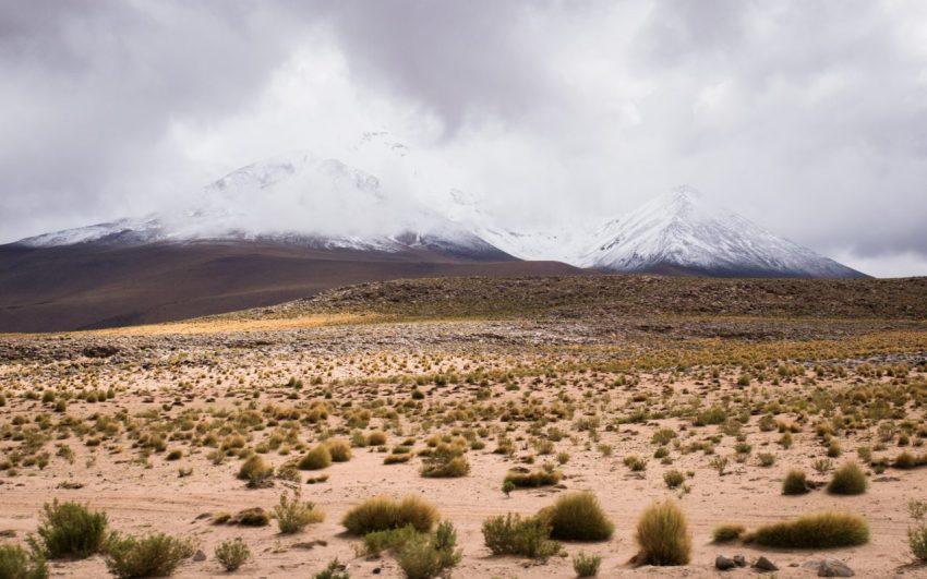 bolivie, altiplano, los lipez, volcan