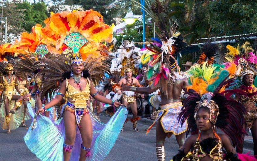 carnaval, guadeloupe, groupe à po