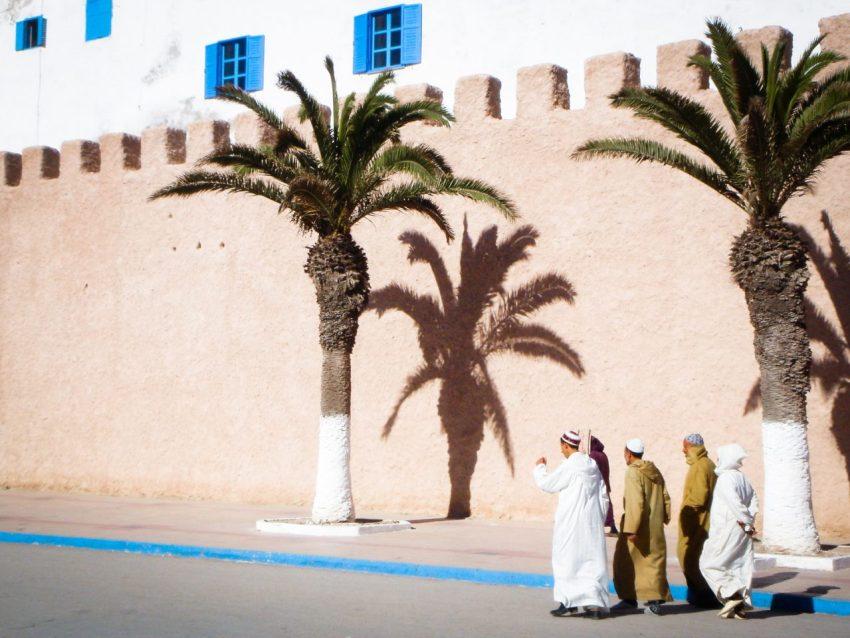 maroc, essaouira, médina