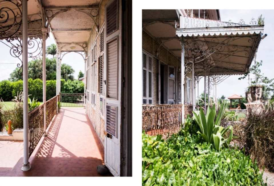 zevallos, guadeloupe, le moule, architecture, habitation hantée