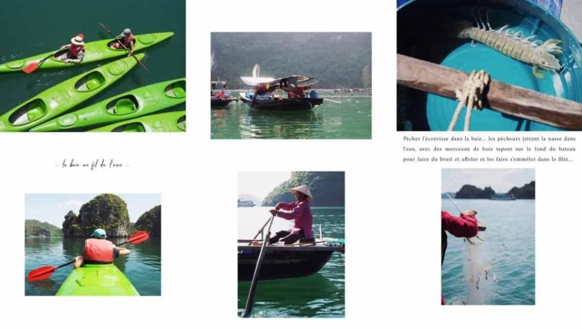 vietnam, baie d'halong, baie de bai tu long, asie, journal du vietnam